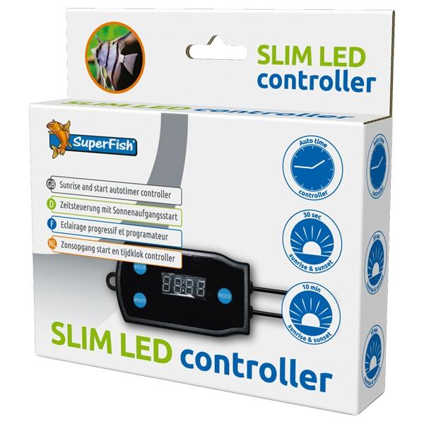 SUPERFISH Slim LED Controller - Contrôleur pour rampe LED