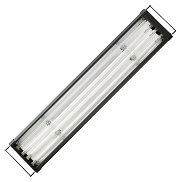 AQUALIGHT Rampe T5 Eau Douce 4x54 Watts - 120cm