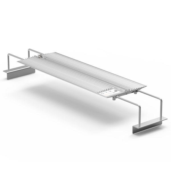 NEMOLIGHT II 48 W Argent - Rampe LED pour aquarium d'eau douce