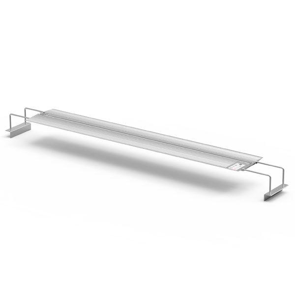 NEMOLIGHT II 96 W Argent - Rampe LED pour aquarium d'eau douce
