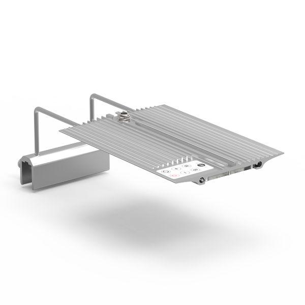 NEMOLIGHT II 24 W Argent - Rampe LED pour aquarium d'eau douce