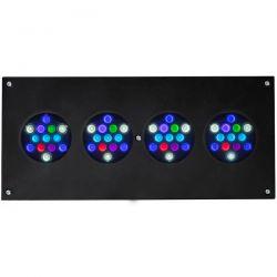 AQUA ILLUMINATION Rampe LED Hydra Fifty Two HD – 135W – Noire