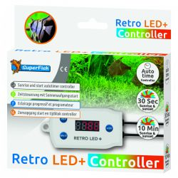 SUPERFISH RetroLED+ Controller - Contrôleur pour tube LED