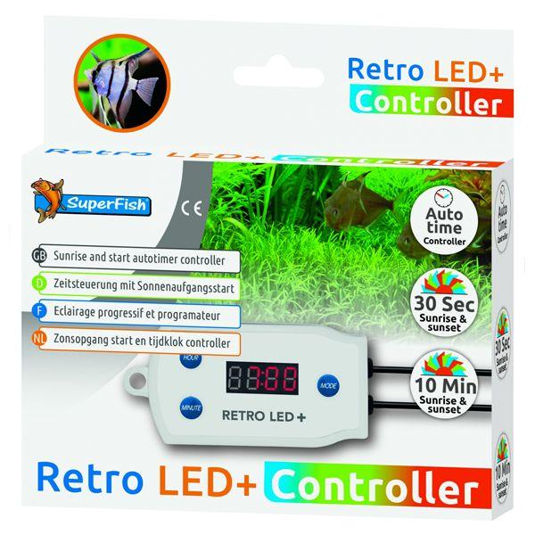 SUPERFISH RetroLED+ Controller - Contrôleur pour tube LED