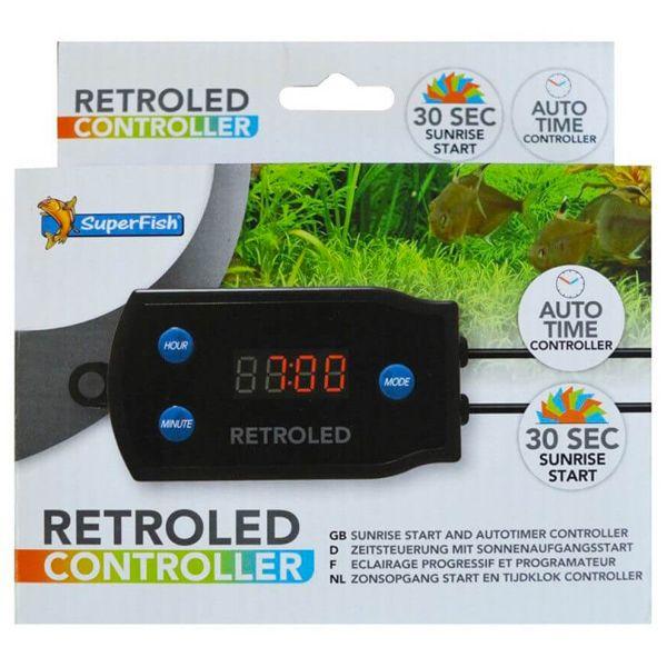 SUPERFISH RetroLED Controller - Contrôleur pour tube LED