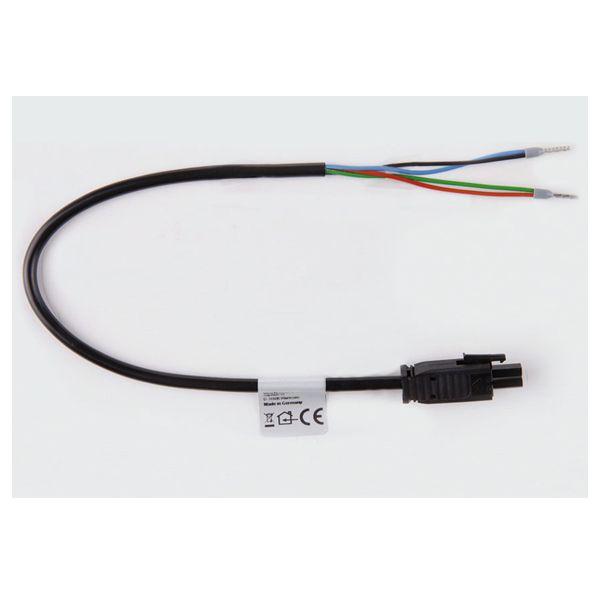 DAYTIME Câble adaptateur connecteur mâle à 2 pôles