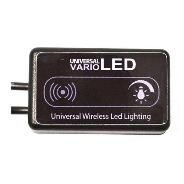 LUMIVIE Contrôleur Bluetooth Vario LED V2 - Contrôleur pour rampes LED