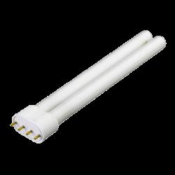 BLAU Tube Fluo Compact 55 Watts Blanc - Culot 2G11