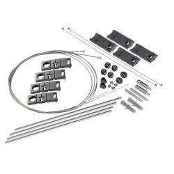 DESTOCKAGE - EHEIM Kit de suspension Double pour rampes LED PowerLed+