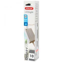 DESTOCKAGE - ZOLUX Alimentation Driver LED 10 W pour tube LED SupraLED et NomiLED 395/550