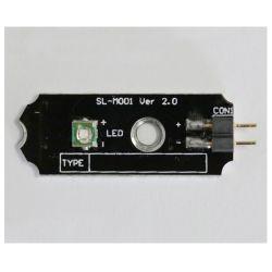 DESTOCKAGE - ARCADIA LED de remplacement AHPGRB3 Royal Blue 3 W 450-465 nm