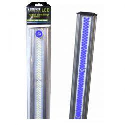 DESTOCKAGE - LUMIVIE RAL90 Bleu 14 W - Rampe LED pour aquarium