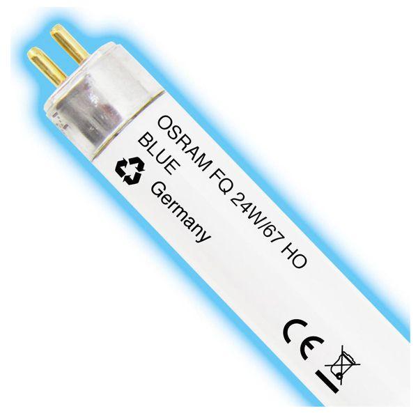 DESTOCKAGE - OSRAM Tube T5 Bleu 80 Watts - 1449mm