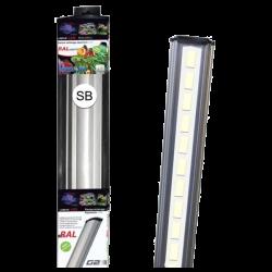 LUMIVIE RAL G2 6 Watts LEDs blanches Rampe pour Eau Douce et Eau de Mer - 40cm