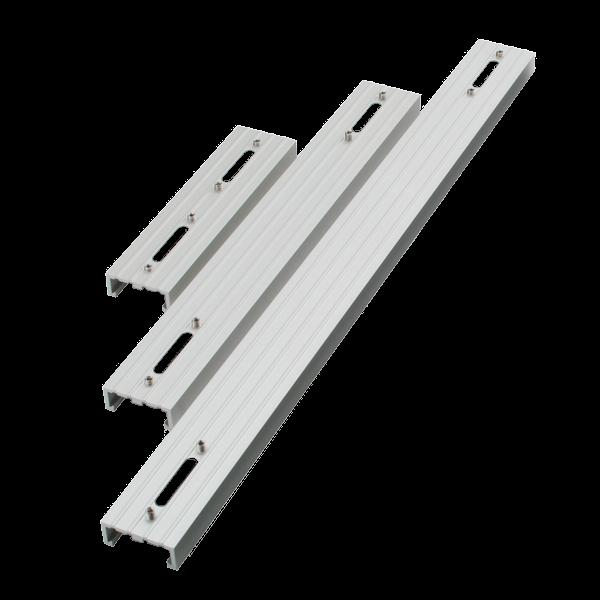 AQUA ILLUMINATION EXT Rail simple pour rampe LED Hydra 26 et 52 - 15,2 cm