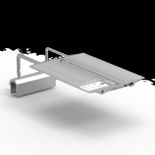 NEMOLIGHT II 24 W Argent - Rampe LED pour aquarium d'eau de mer