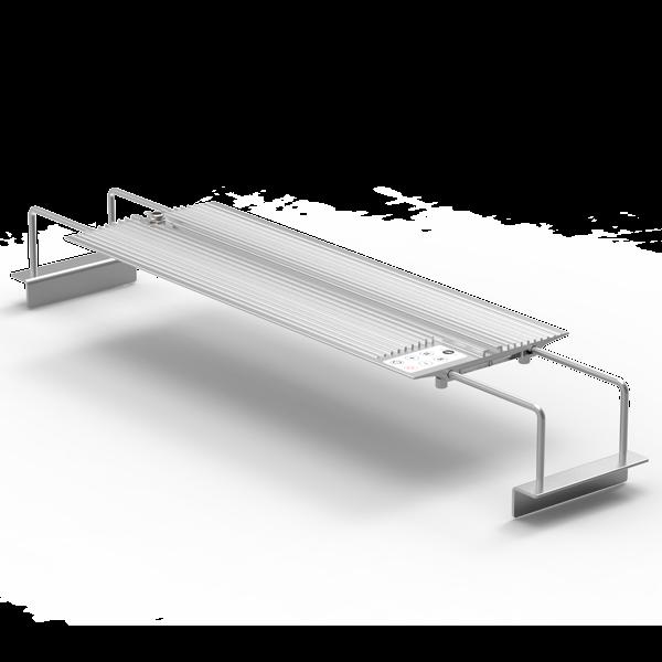 NEMOLIGHT II 48 W Argent - Rampe LED pour aquarium d'eau de mer