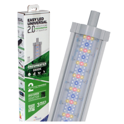 AQUATLANTIS Rampe LED EasyLED Universal 2.0 - 6800K - 590mm
