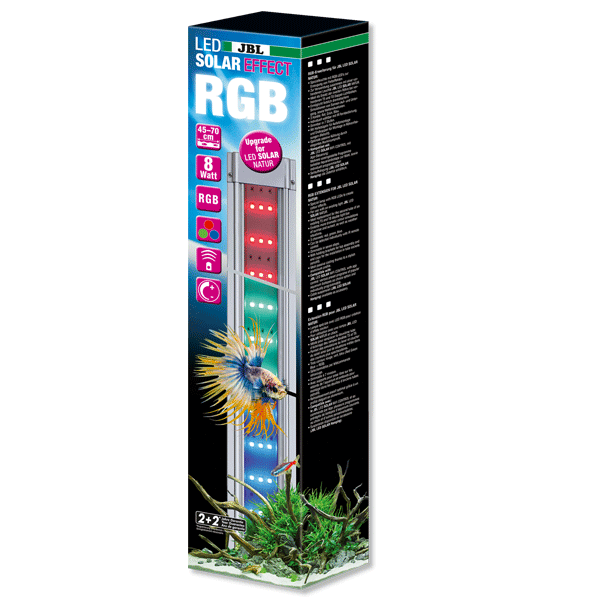 JBL LED Solar Effect Rampe LED pour aquarium Eau Douce - 438 mm