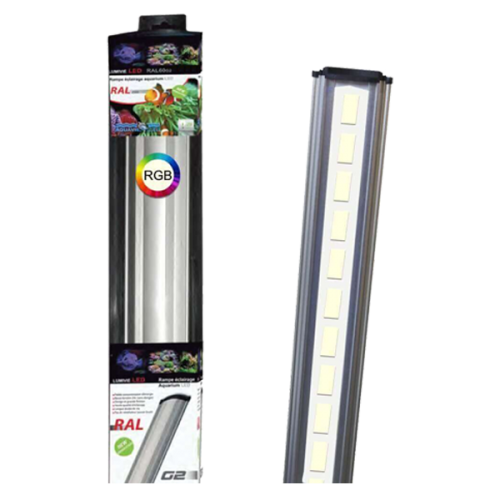 Éclairage LED Lumivie Ral G2